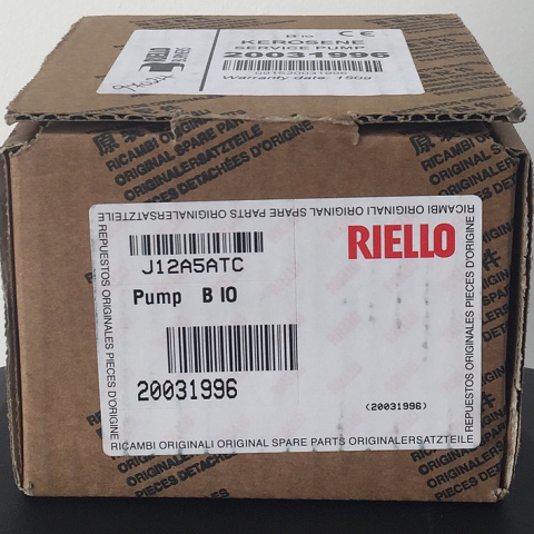 REILLO Oil Pump