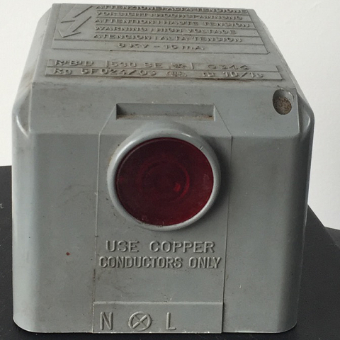 Used/Refurbished REILLO Control Box