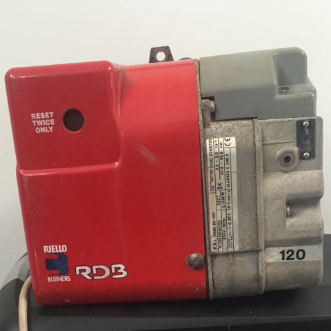 Used/Refurbished REILLO Oil Burner